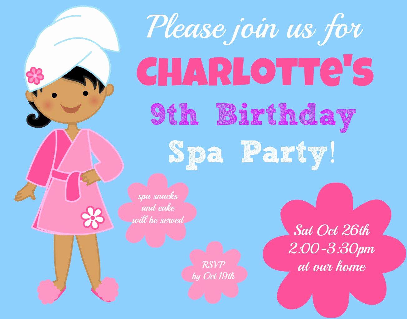 10th Birthday Invitation Wording Unique 10th Birthday Party Invitation Wording