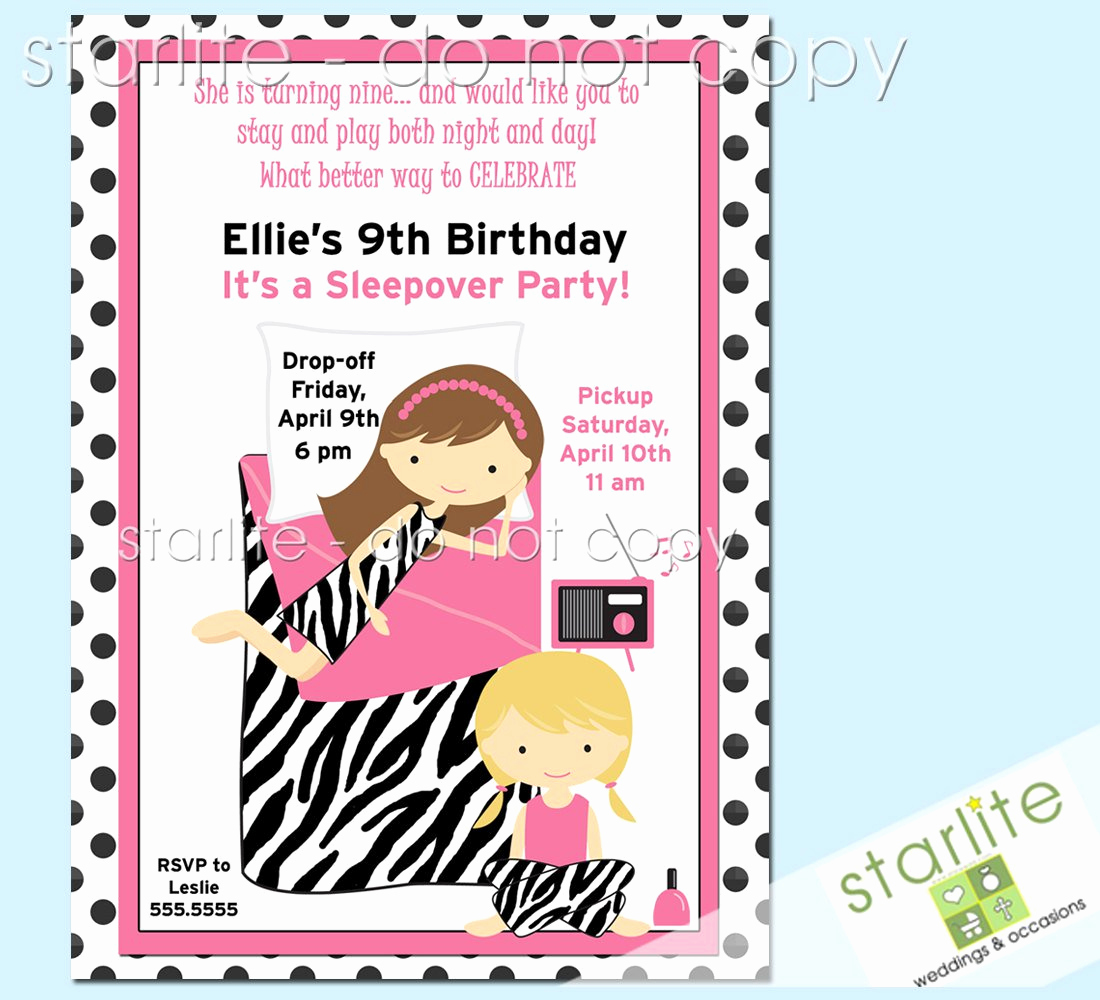 11th Birthday Invitation Wording Elegant 11th Birthday Party Invitation Wording