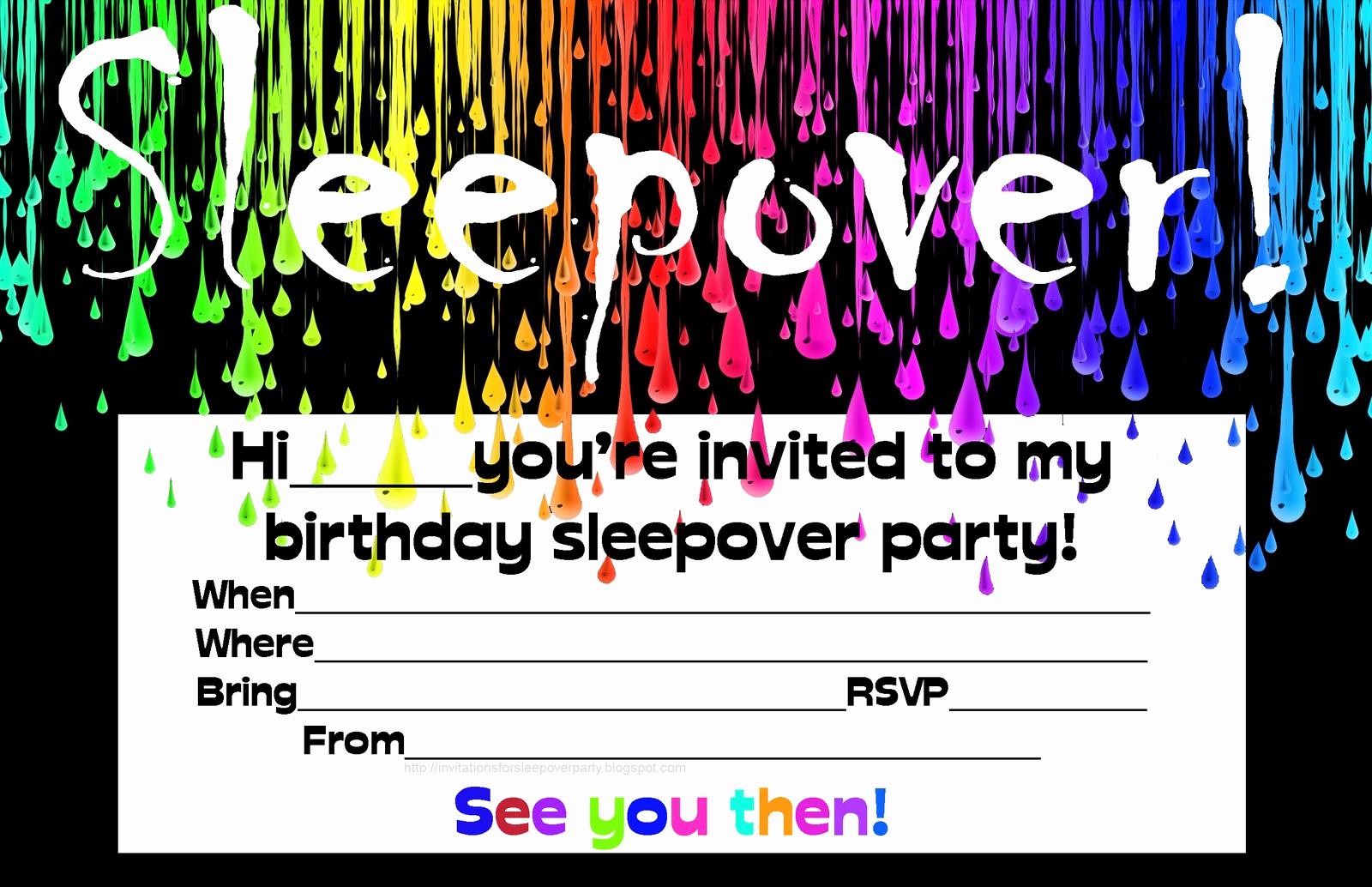 13th Birthday Invitation Ideas Inspirational 13th Birthday Party Invitation Ideas – Free Printable