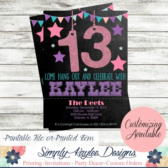 13th Birthday Invitation Ideas New 40 Best Neon Glow Birthday Party Ideas Images On Pinterest