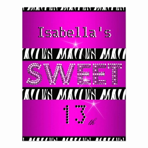 13th Birthday Invitation Ideas New 78 Best Images About 13th Birthday Party Invitations and