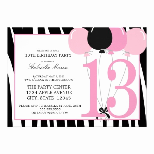 13th Birthday Invitation Wording Awesome 128 Best Images About 13th Birthday Party On Pinterest