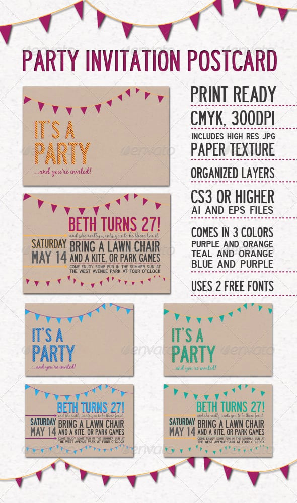 13th Birthday Invitation Wording Elegant 13th Birthday Invitation Template