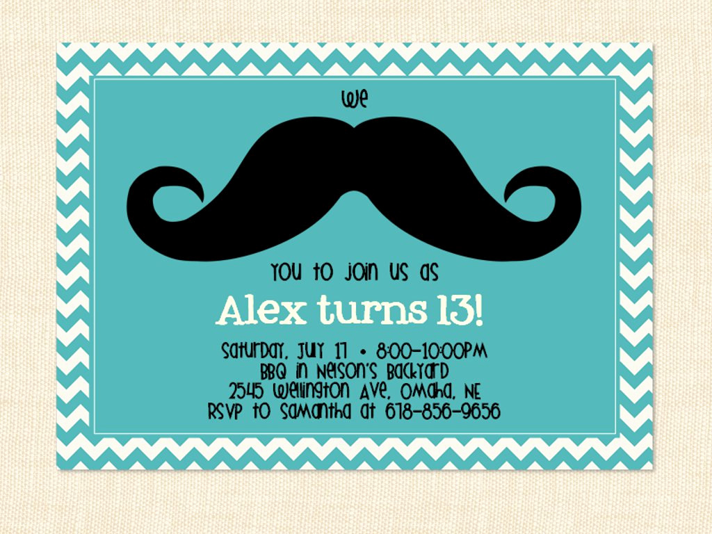 13th Birthday Invitation Wording Fresh Free Printable 13 Year Old Birthday Invitation Wording