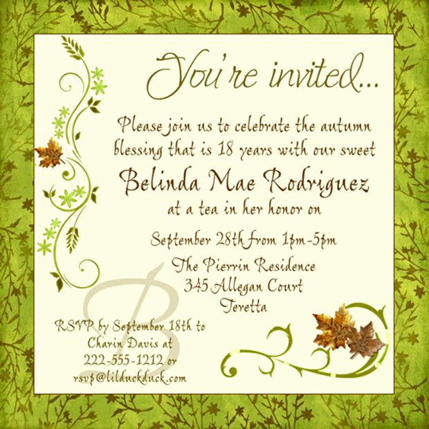 18th Birthday Invitation Wording Awesome 17 Best Images About Party Ideas On Pinterest