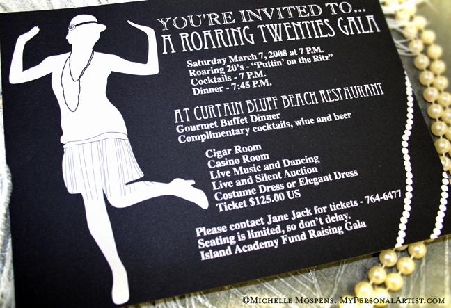 1920s Invitation Template Free Elegant 1920s Party Quotes Quotesgram