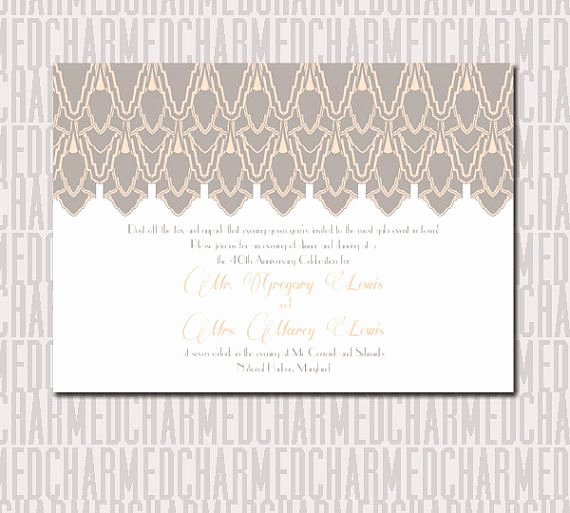 1920s Invitation Template Free New 43 Best Images About Great Gatsby Printables On Pinterest