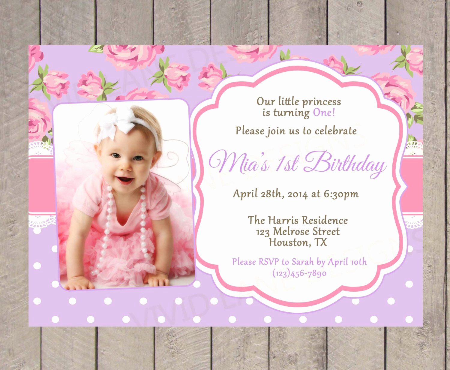 1st Birthday Invitation Ideas Awesome Christening 1st Birthday Invitations