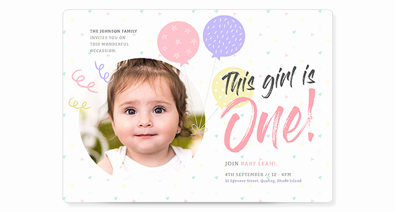 1st Birthday Invitation Message Awesome 1st Birthday Invitation Wording Ideas