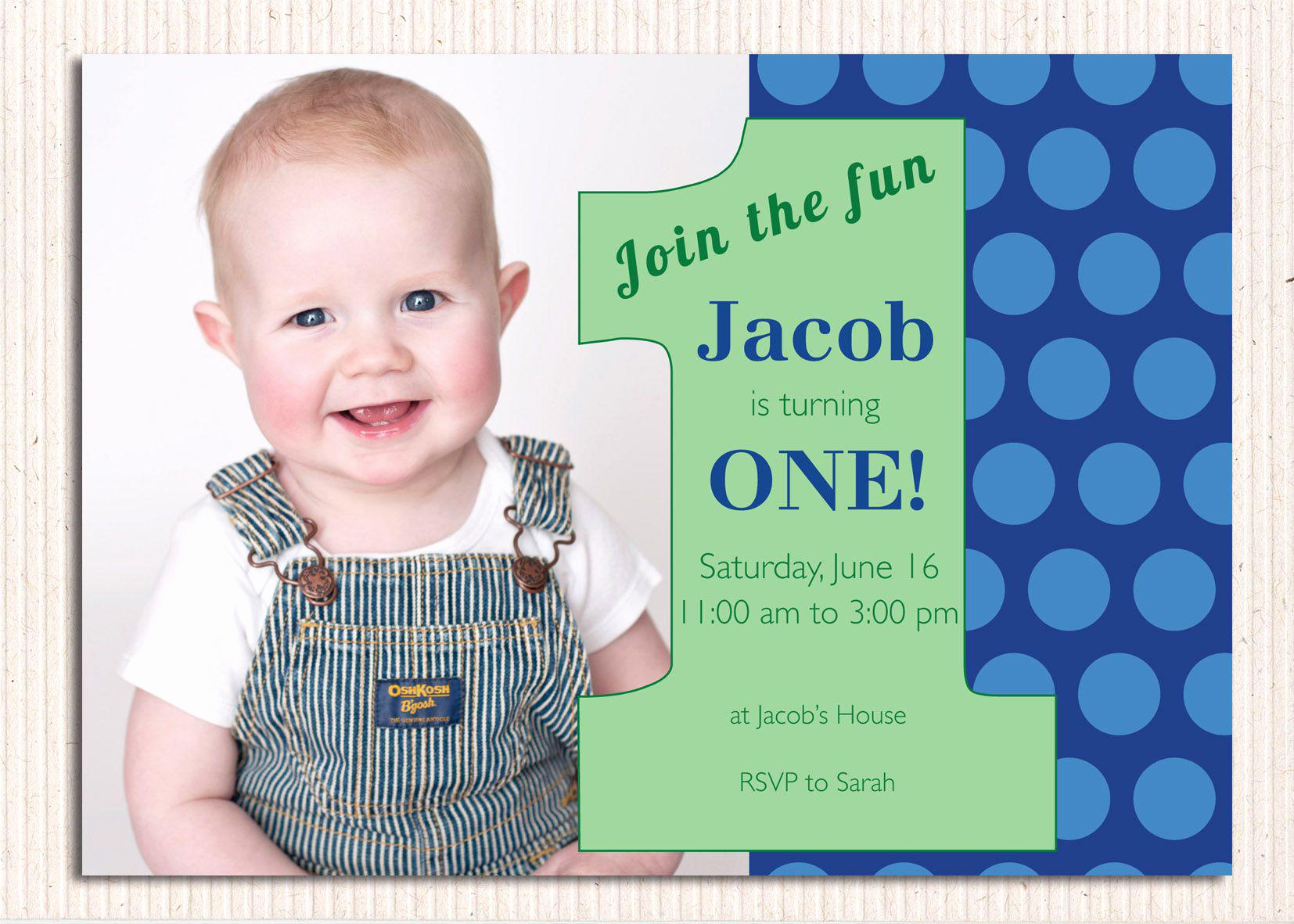 1st Birthday Invitation Message Fresh 16 Best First Birthday Invites – Printable Sample