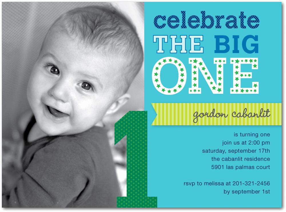 1st Birthday Invitation Template Awesome 16 Best First Birthday Invites – Printable Sample