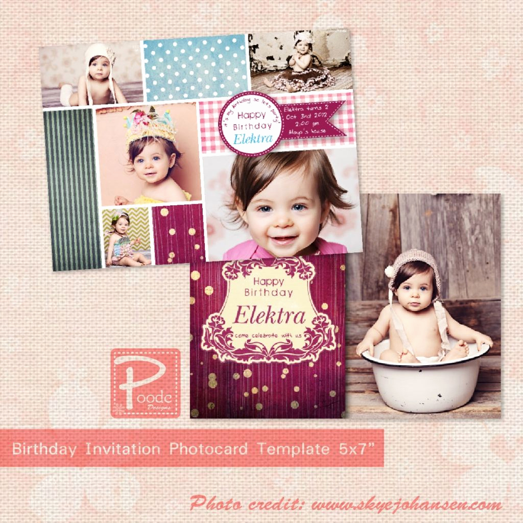1st Birthday Invitation Template Best Of 1st Birthday Invitation Templates Shop
