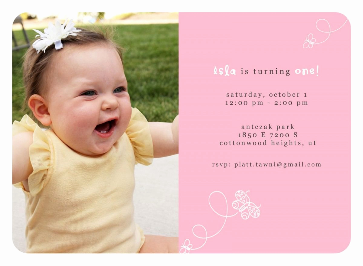 1st Birthday Invitation Wording Samples New Catholic Baptism Invitation Wording Samples