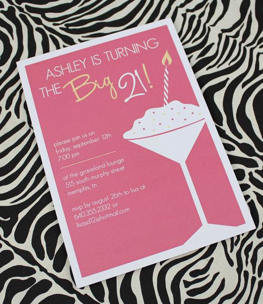 21st Birthday Invitation Ideas Best Of Best 25 21st Birthday Glass Ideas On Pinterest