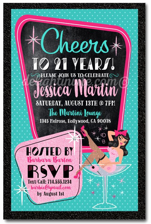 21st Birthday Invitation Ideas Elegant 1000 Ideas About 21st Birthday Invitations On Pinterest