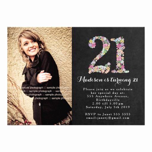 21st Birthday Invitation Ideas New 25 Best Ideas About 21st Birthday Invitations On