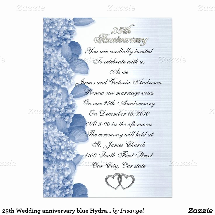 25th Anniversary Invitation Cards Inspirational 1000 Images About 25th Anniversary Invitations Customized