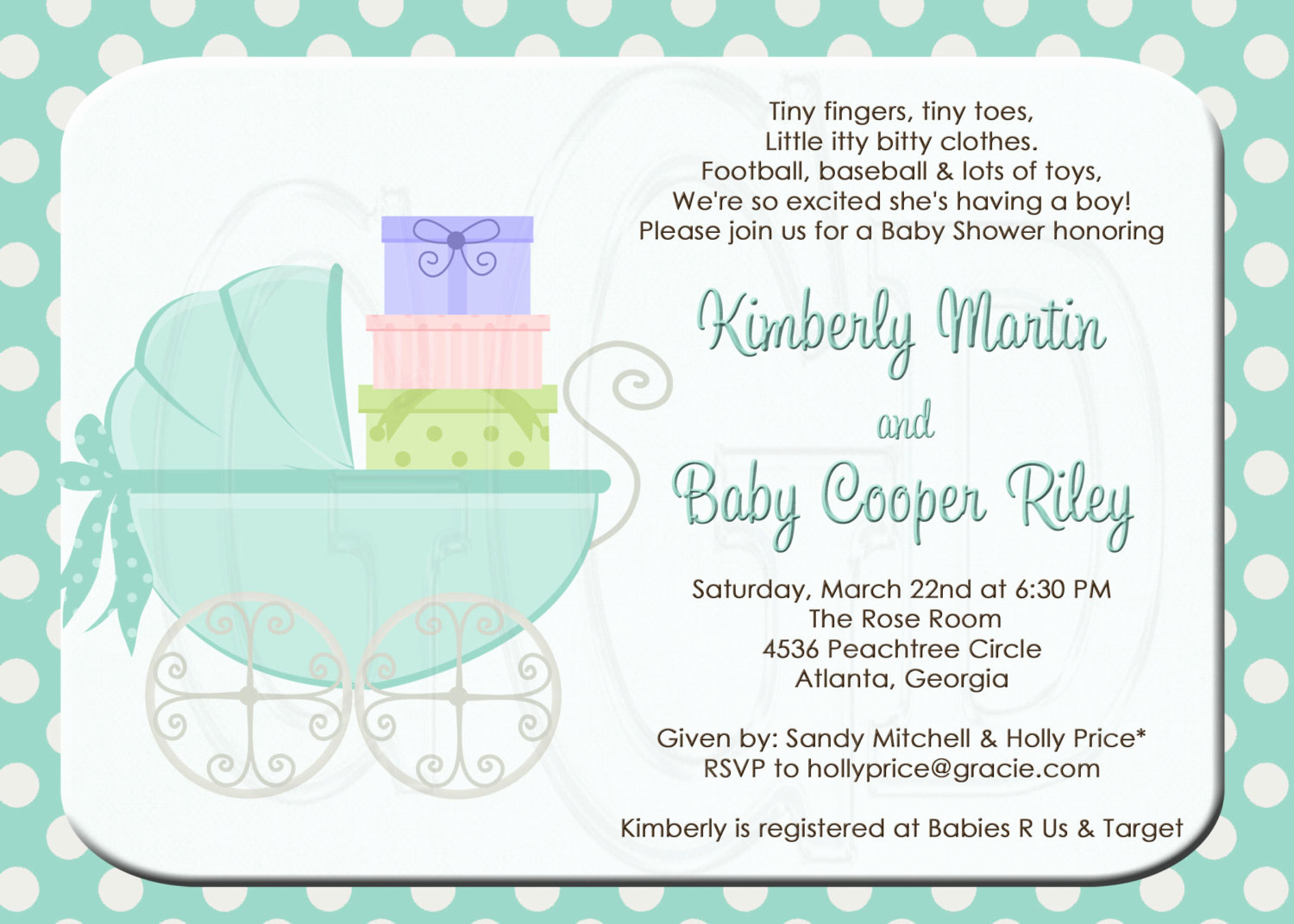 2nd Baby Shower Invitation Wording Best Of Baby Shower Invitation or Sprinkle for 2nd or 3rd Child