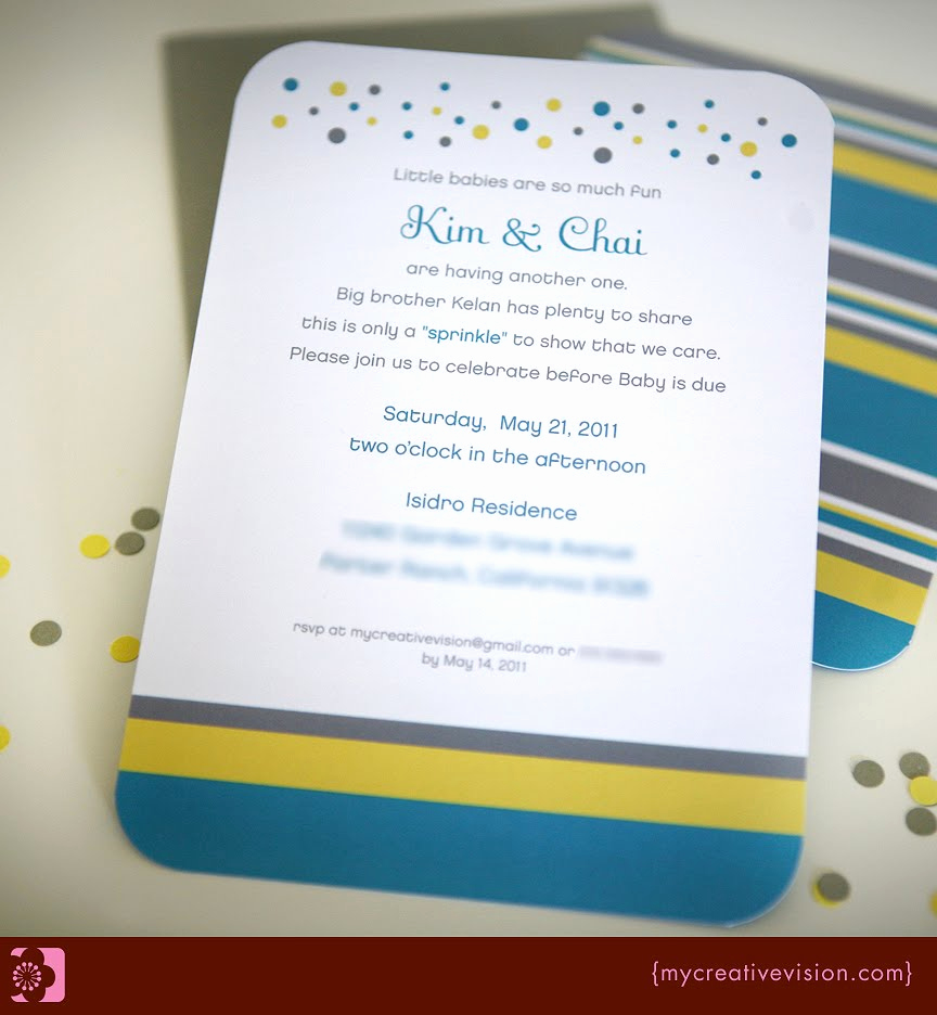 2nd Baby Shower Invitation Wording Best Of Kara S Party Ideas Sprinkle Party Baby Shower