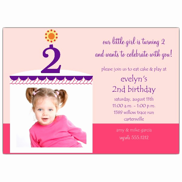 2nd Birthday Invitation Wording Elegant Birthday Cake Boy Second Birthday Invitations