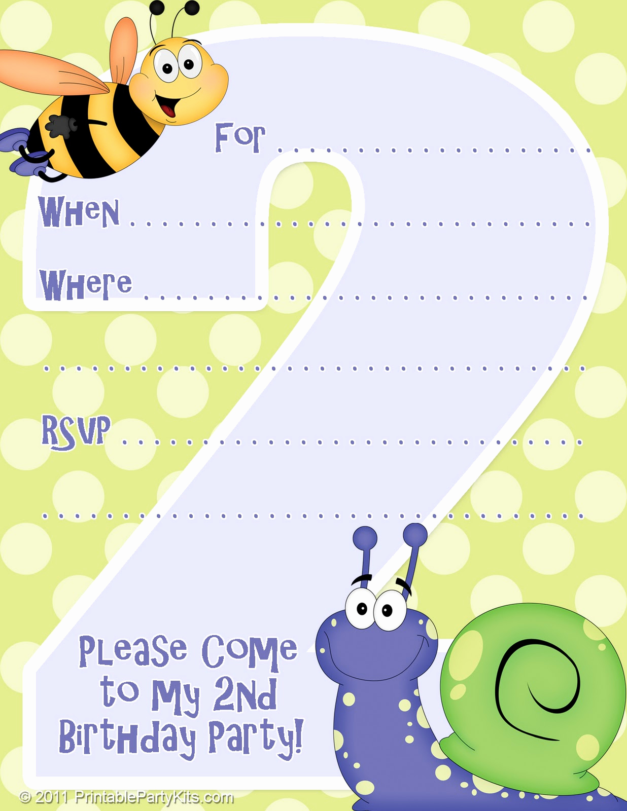2nd Birthday Invitation Wording Fresh Free Printable Party Invitations Invitation Template for