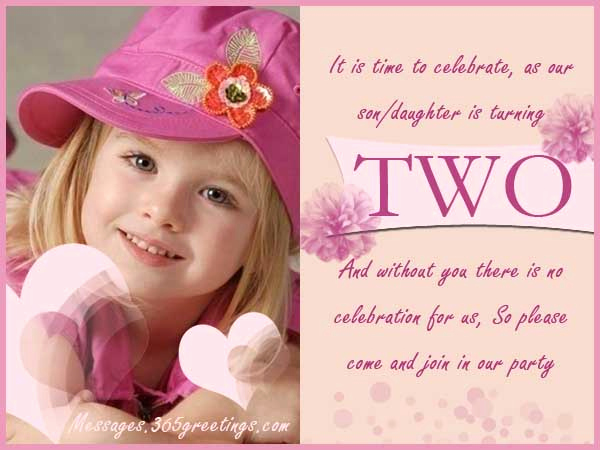2nd Birthday Invitation Wording Inspirational 2nd Birthday Invitations and Wording 365greetings