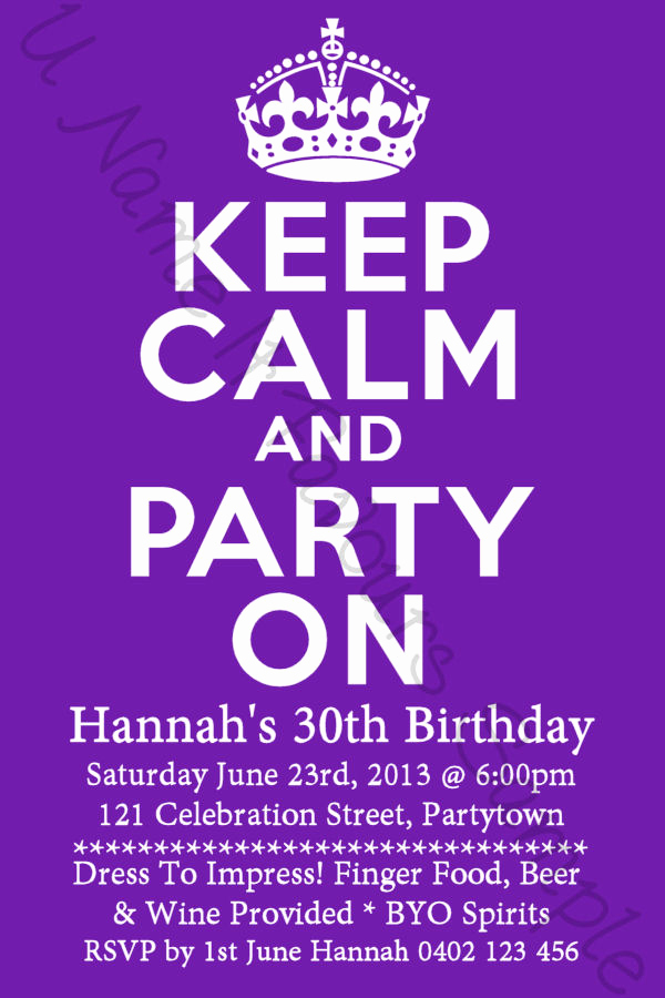 30th Birthday Invitation Ideas Beautiful 30th Birthday Invitations Ideas – Free Printable Birthday