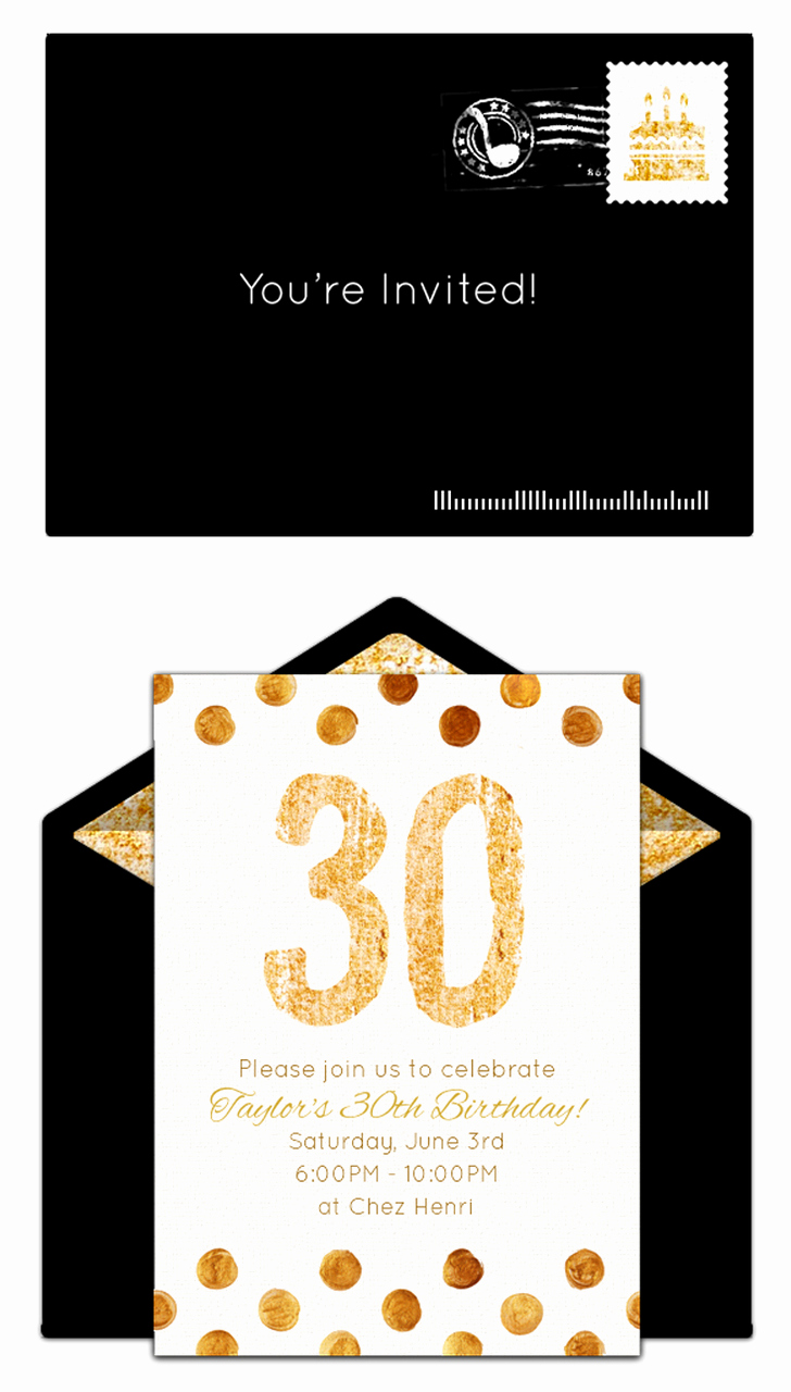 30th Birthday Invitation Ideas New 30th Birthday Ideas 30th Birthday Party Ideas
