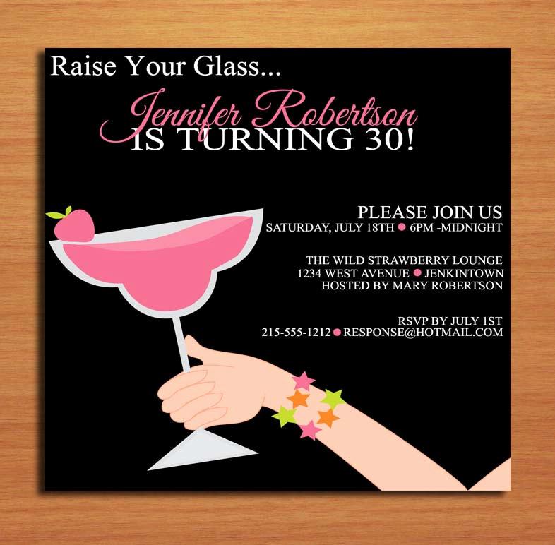 30th Birthday Invitation Sayings Fresh Funny 30th Birthday Invitation Wording