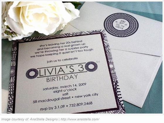 30th Birthday Invitation Sayings New 30th Birthday Invitations