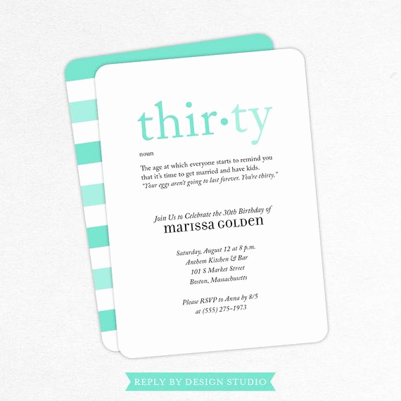 30th Birthday Invitation Wording Funny Lovely 30th Birthday Invitation Funny Birthday Invitation Printable
