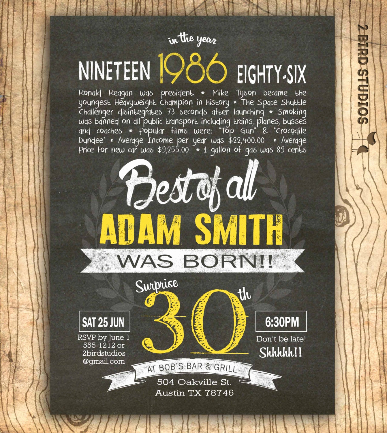 30th Birthday Invitation Wording New 30th Birthday Invitation Surprise 30th Birthday by