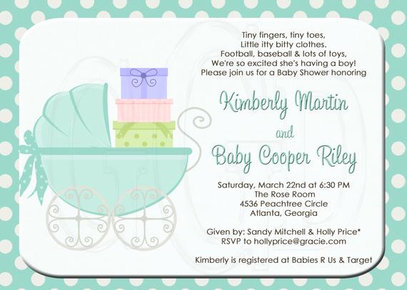 3rd Baby Shower Invitation Wording Beautiful Baby Shower Invitation or Sprinkle for 2nd or 3rd Child