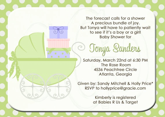 3rd Baby Shower Invitation Wording Luxury Baby Shower Invitation or Sprinkle for 2nd or 3rd Child