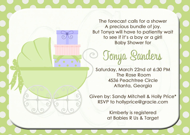 3rd Baby Shower Invitation Wording Luxury Einladung Baby Shower Text