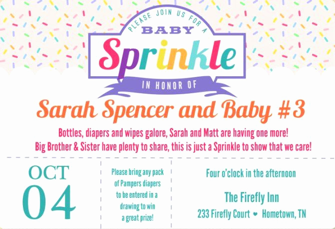 3rd Baby Shower Invitation Wording Unique Ideas for Baby Showers for 3rd Child Google Search