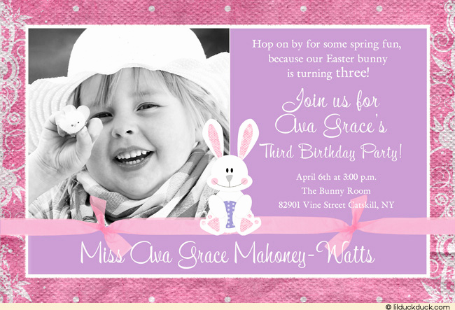 3rd Birthday Invitation Wording Elegant 3rd Birthday Invitation Wording — Birthday Invitation Examples