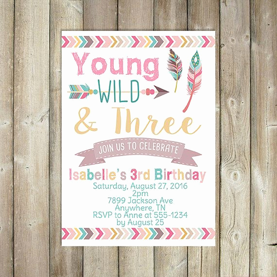 3rd Birthday Invitation Wording Luxury Best 20 Girls 3rd Birthday Ideas On Pinterest