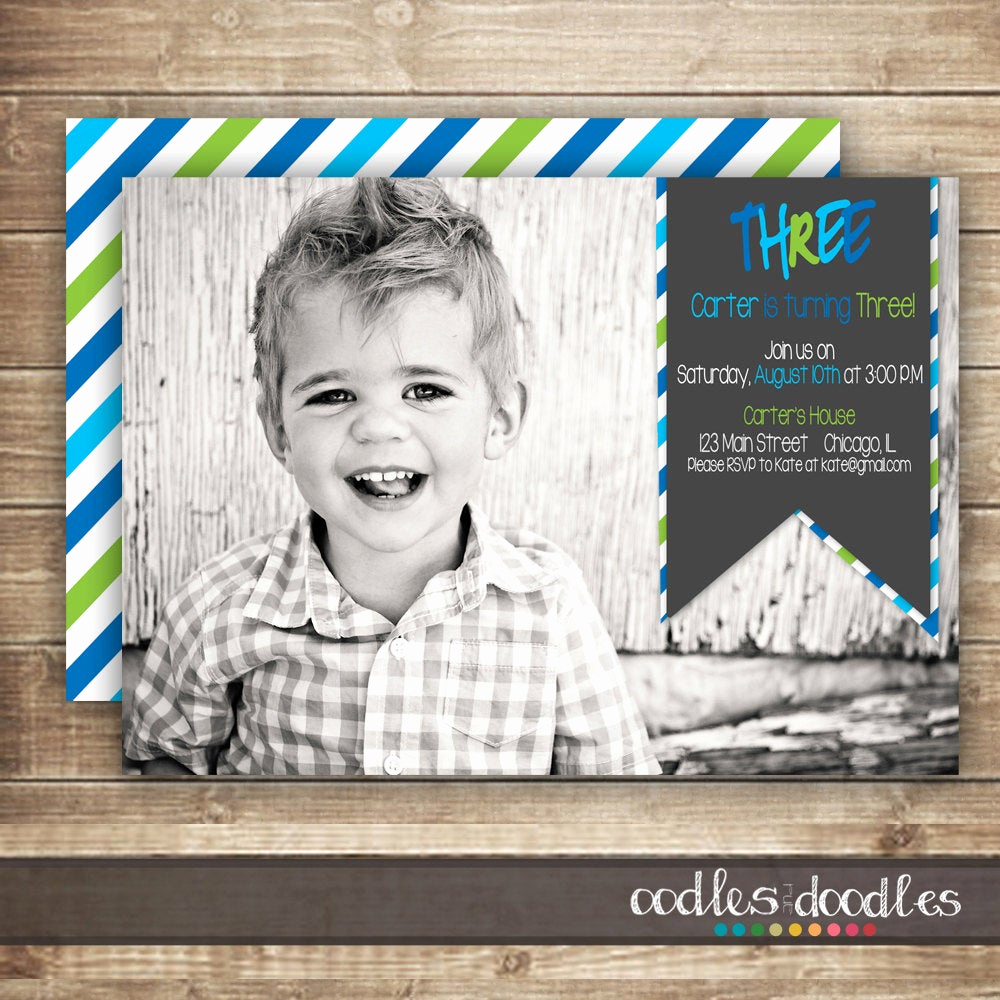 3rd Birthday Party Invitation Wording Beautiful Birthday Invitation 1st 2nd 3rd Birthday Invitation