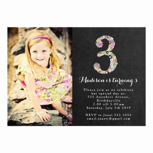 3rd Birthday Party Invitation Wording Inspirational 399 Best Images About 23rd Birthday Party Invitations On