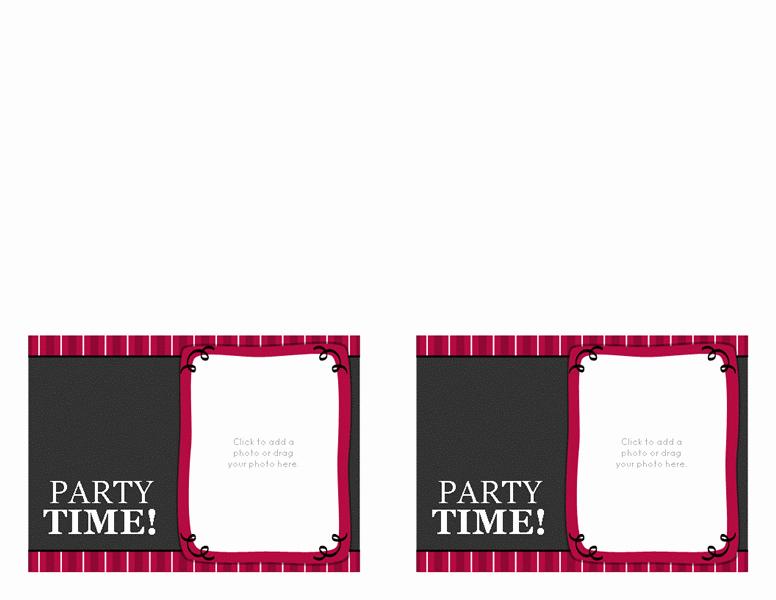 4 Per Page Invitation Template New Download Invitation Free Printable Invitations for