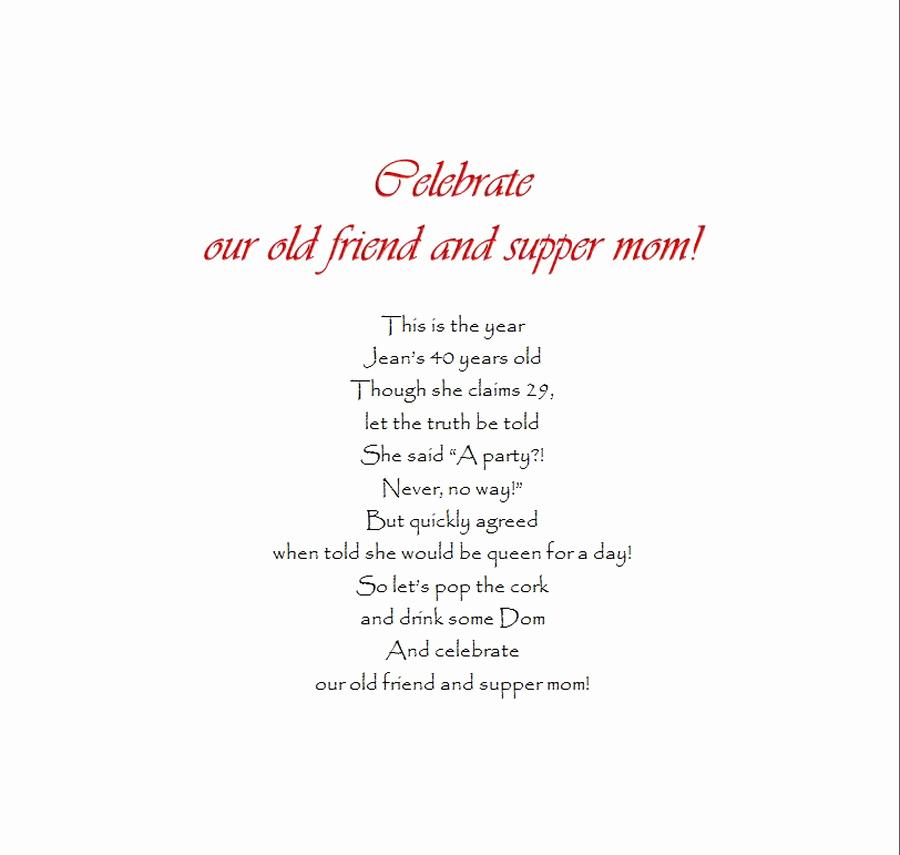 40th Birthday Invitation Wording Beautiful Adult S 40th Birthday Invitation 9 Wording