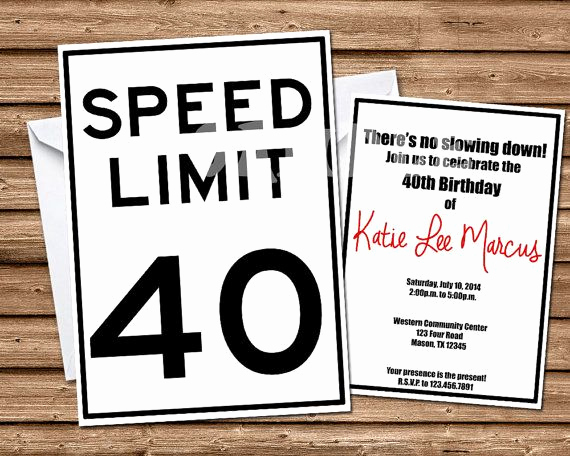 40th Birthday Invitation Wording Funny Best Of the 25 Best 40th Birthday Invitations Ideas On Pinterest