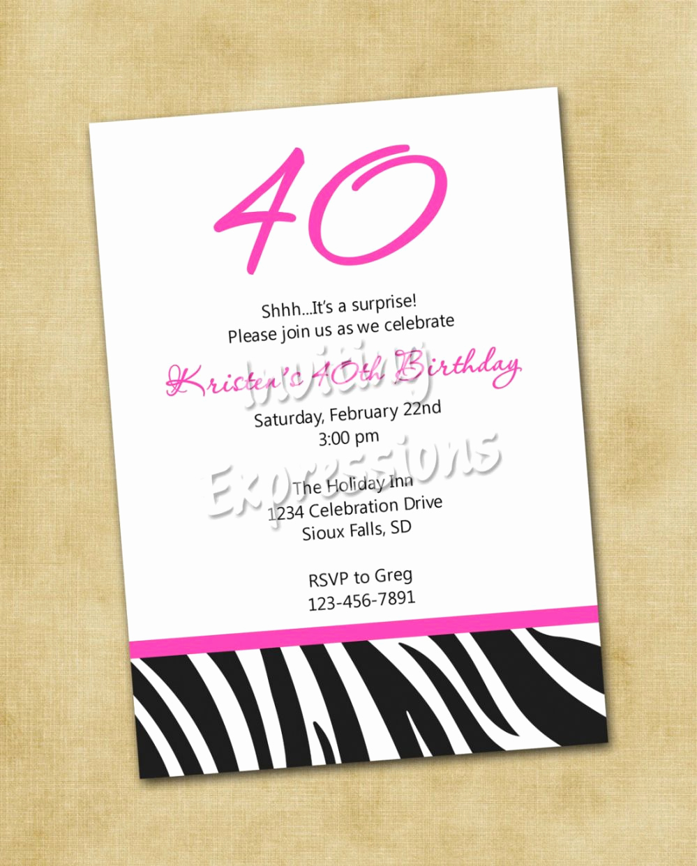 40th Birthday Party Invitation Wording Beautiful Best 2018 40th Invite Wording New 2018