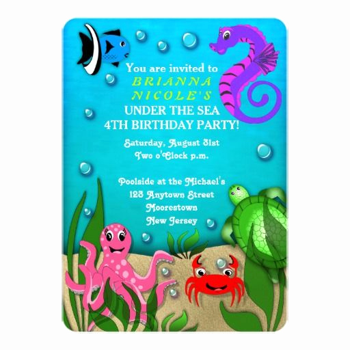 4th Birthday Invitation Wording Best Of 1000 Images About 4th Birthday Party Invitations On Pinterest
