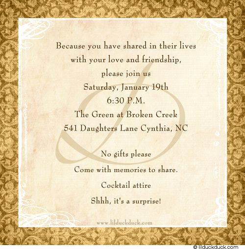 50th Anniversary Invitation Templates Fresh 50th Anniversary Card Set Lasting Love Matching Insert