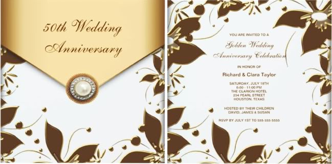 50th Anniversary Invitation Wording Beautiful 50th Wedding Anniversary Invitation Wording