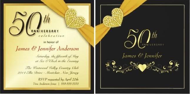 50th Anniversary Invitation Wording Elegant Quotes for 50th Anniversary Invitations