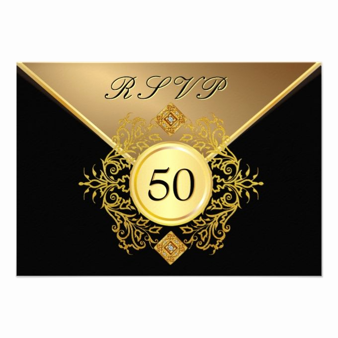 50th Birthday Invitation Card Awesome 17 Best Images About 50th Birthday Invitations On