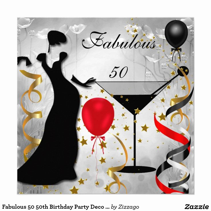 50th Birthday Invitation Card Fresh Best 20 50th Birthday Invitations Ideas On Pinterest